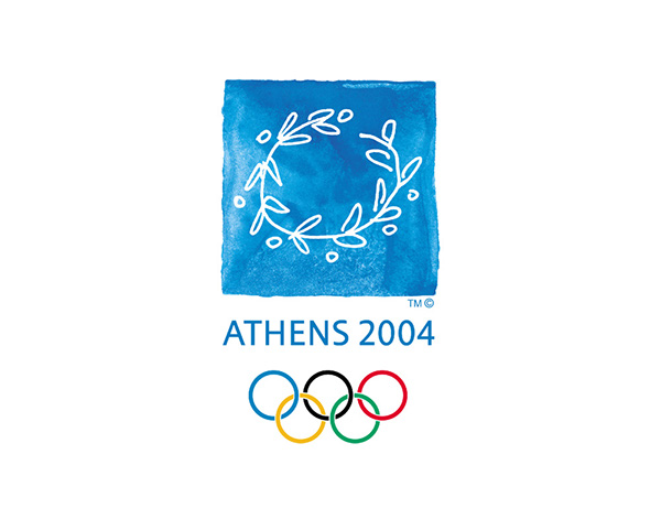 Athens 2004 Olympic Emblem On Behance