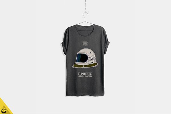 Espacio la Última Frontera Astronauta (LuXaEs) on Pantone ...