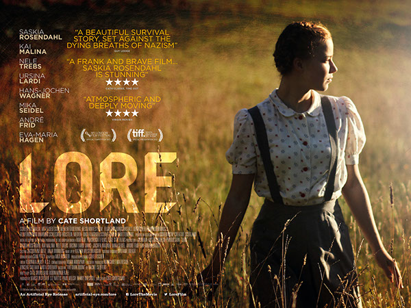 Lore Movie Poster on Behance