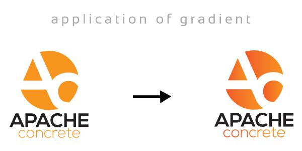 Apache Concrete Logo On Behance
