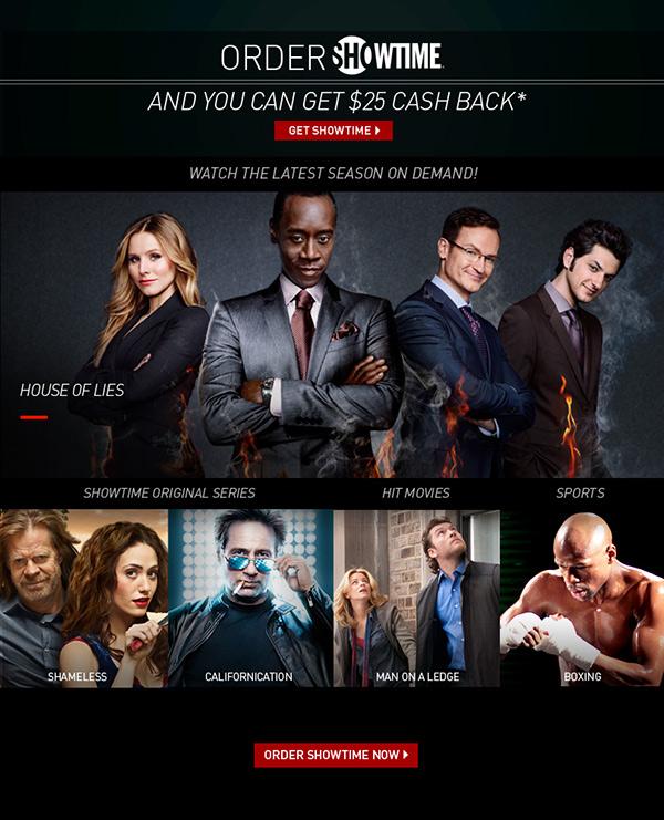 Showtime networks production design on behance - Showtime design ...