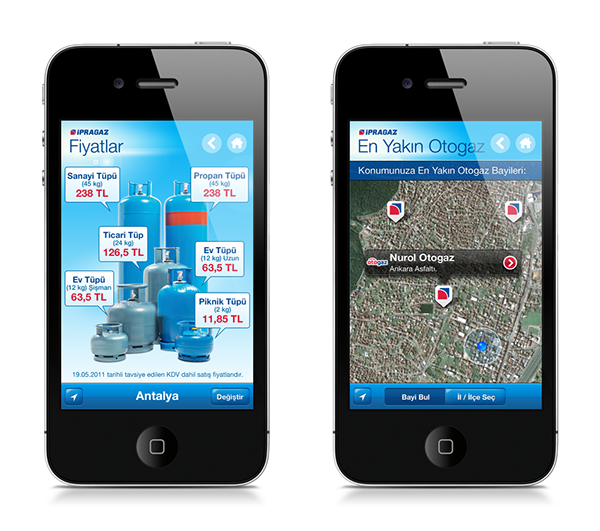 ipragaz,iphone,app,Icon,Gas,gaz,user interface