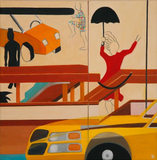 carmen maura pintora painter oil on canvas wood on canvas