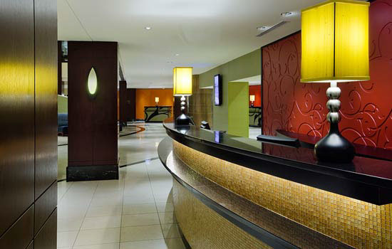 Marriott Michigan Avenue On Behance