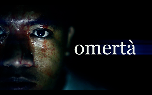 Omerta : Title Sequence Project on Behance
