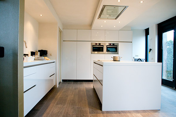 Oude Keuken Nieuwe Deurtjes : Verbouwing keuken, Tilburg on Behance