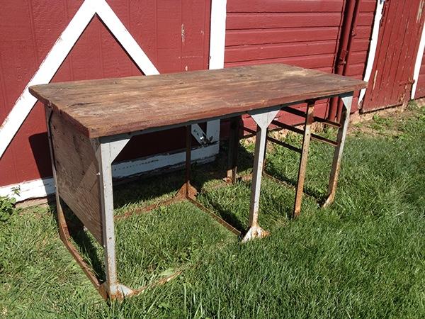 Industrial Workbench Bar On Behance
