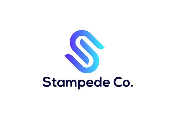 Stampede Branding Design Modern S Letter Logo Design