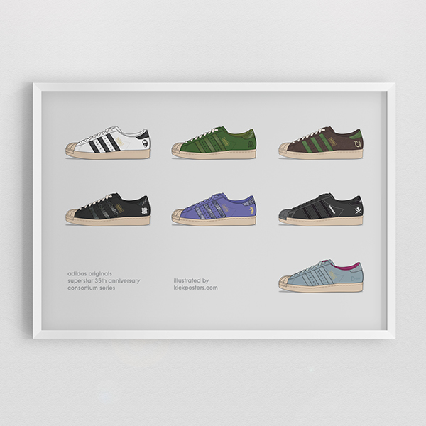 adidas superstar 35th anniversary collection