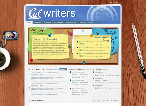 Creative Writing Minor   Letters   Science   UC Berkeley