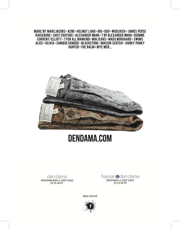 ads costume magazine