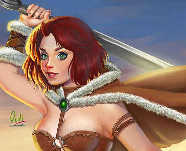 Tyra by Didi Esmeralda