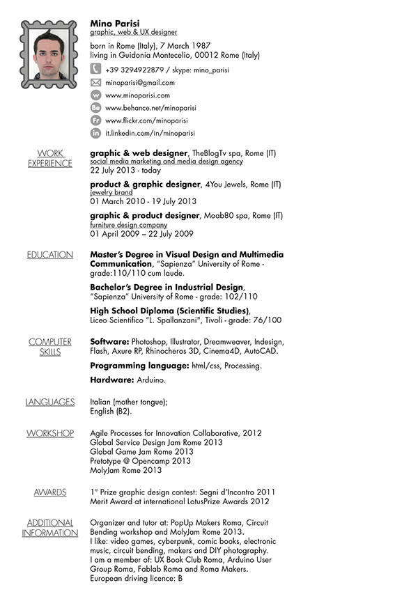 Resume help vancouver bc
