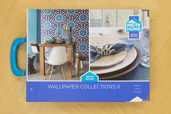 576x384px Sherwin-Williams Wallpaper Books Online