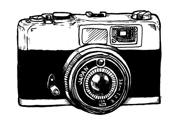 можно собрать черно белый фотоаппарат распечатки огурцы водкой