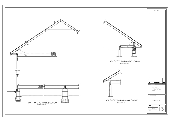 Cabin Project Part 3 Autocad House Design And Decorating Ideas
