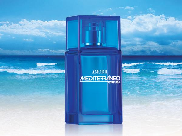 Pack  Packaging parfum perfume mediterraneo mar agua oceano logo indentity developmen design blue sea Ocean