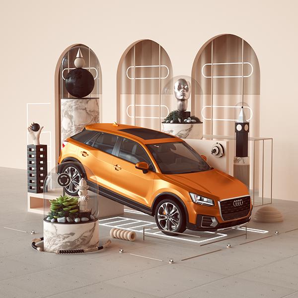 Audi Q-Riosity