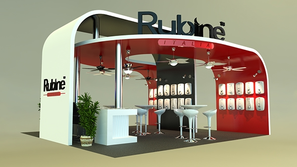 Wedding Exhibition Booth Design : Malaysia event booth designer on behance