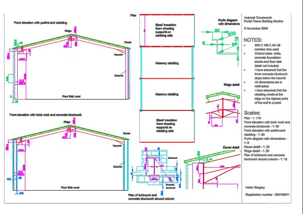 Portal frame design page 2 frame design reviews for Maritime motors fairfield connecticut