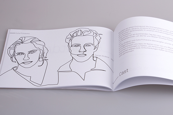 One Line Art Animation : Animation one line drawing for the cityportal »qiez« on behance