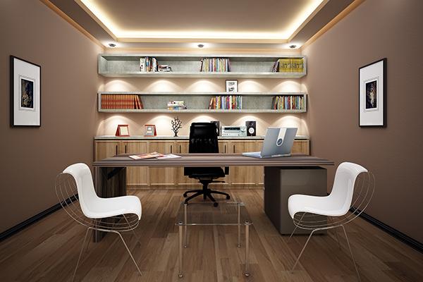 M Office Interior On Behance