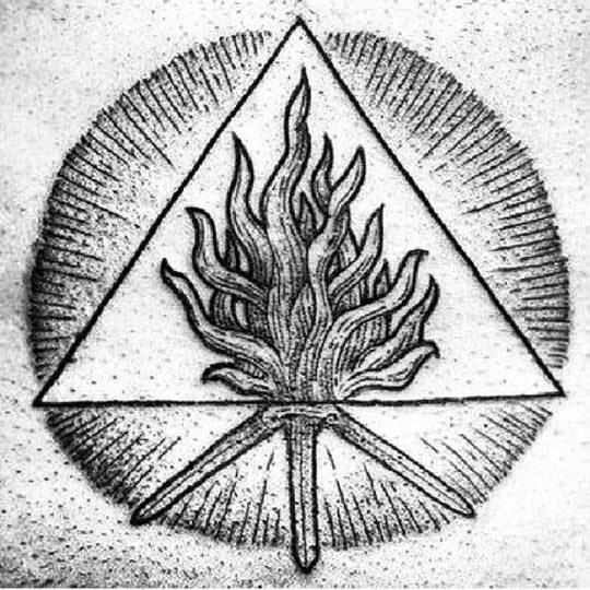 Would This Symbol Be Satanic Wrestling Forum Wwe Impact