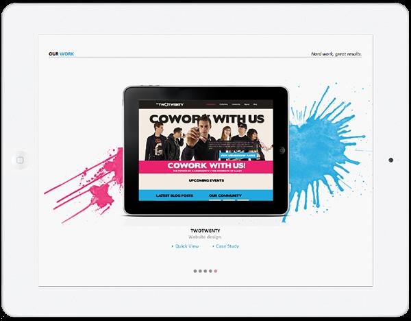 coworking saskatoon Website