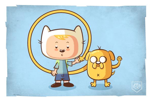 breaking bad Nacho Libre TMNT Adventure Time star wars goonies he-man clerks Lil BFFs