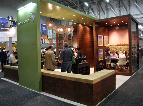 Sungard Exhibition Stand Years : Cape legends at cape wine 2012 on behance