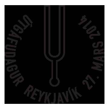Stoneharp electromagnetic harp Icelandic Stamps Pall a Húsafelli Úlfur Hansson