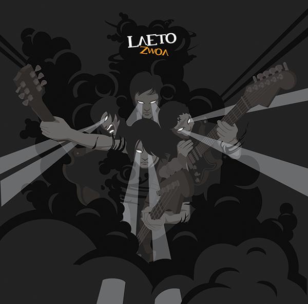 Laeto Zwoa Album cover front
