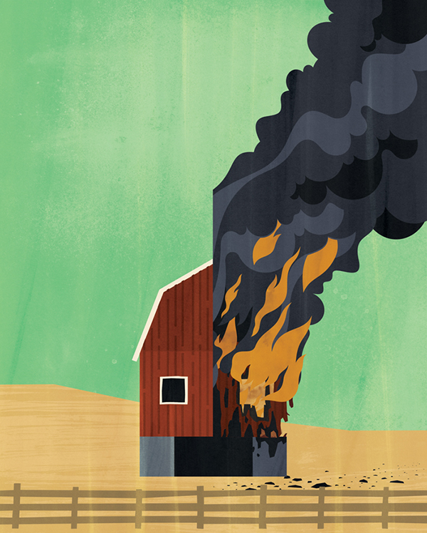 barn burning murakami