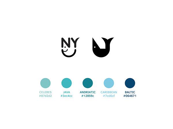 New York Aquarium Re Branding On Behance