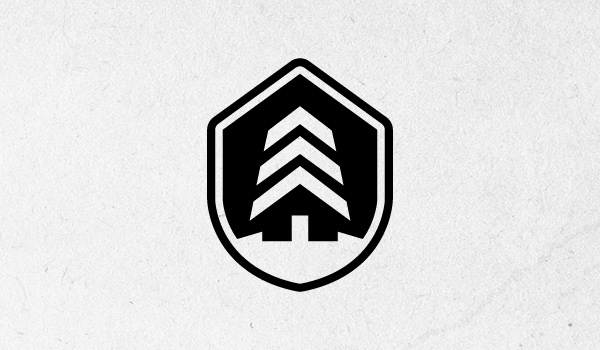 logo Icon symbol house bird leaf green nuclear lettering type infinity home business eagle shield forest Tree  natural Nature talk fast cloud exploration Unused paper grain texture sketchy