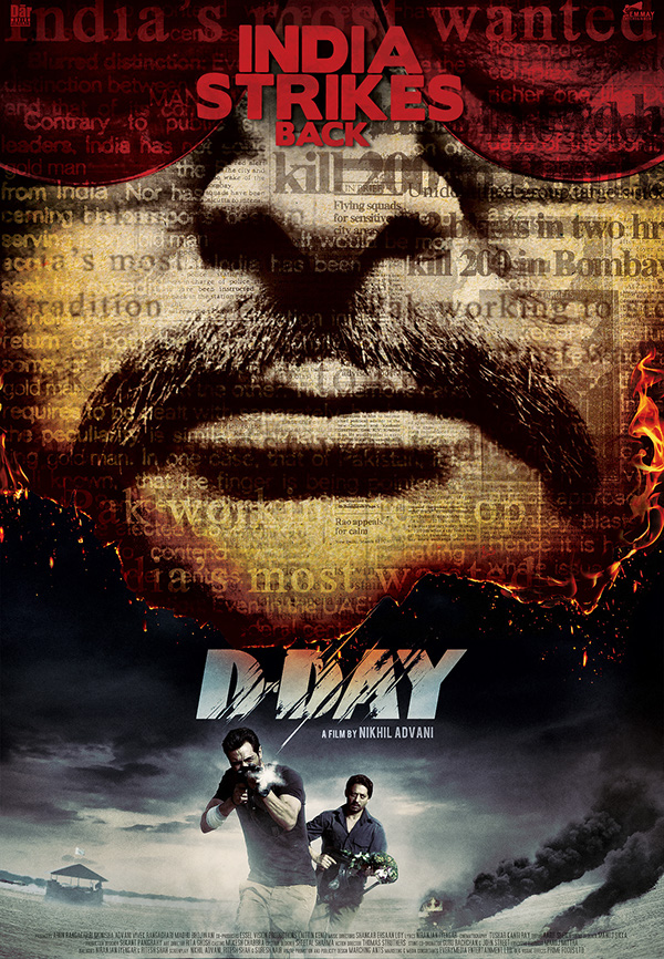 D DAY poster on Behance