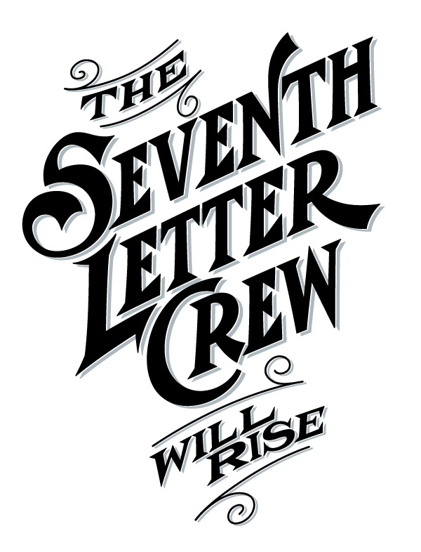 The Seventh Letter Fall on Behance