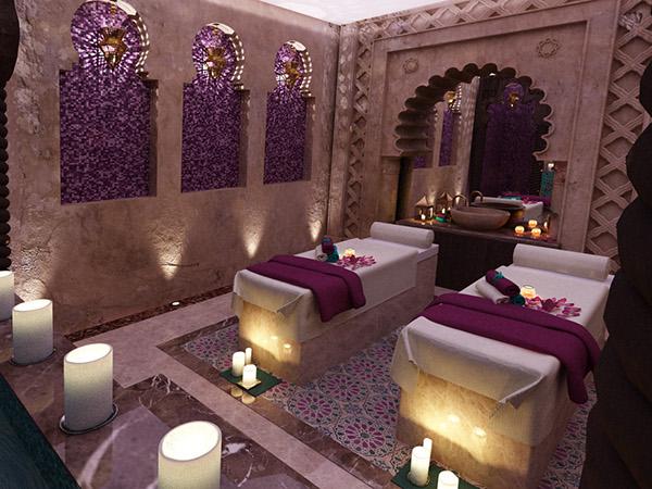 Moroccan bath dubai uae on behance - Moroccon bathroom ...