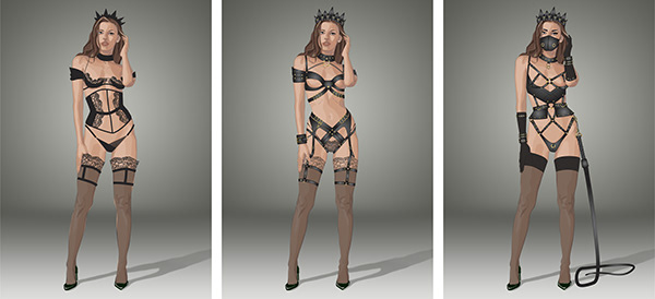 Lingerie for Dr. Harness (@doctor_harness)