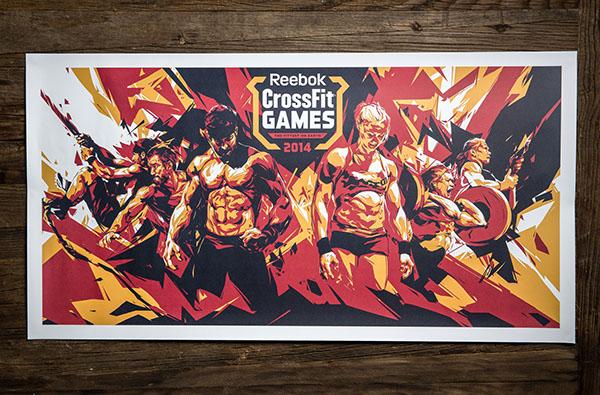 Reebok Crossfit Games 2014 On Behance