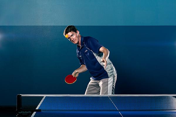 Table Tennis Photos For Utah Table Tennis Training Cent On Behance - Training table salt lake city