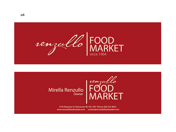 Renzullo Food Market