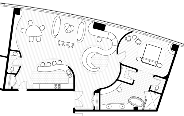 Organic Architecture Floor Plans The