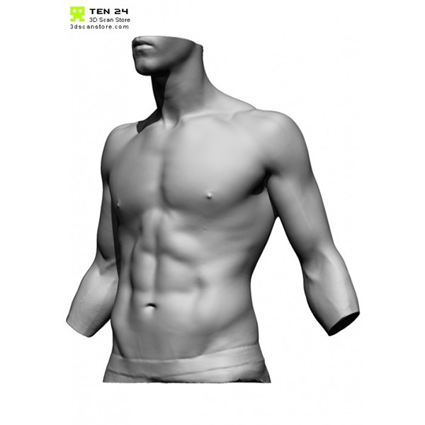 Male Scan Bundle on Behance
