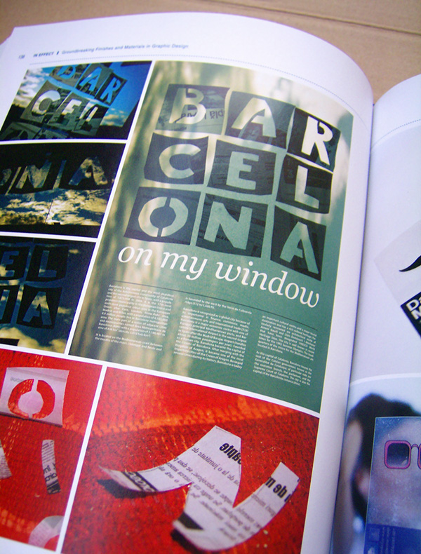 book in effect featured print barcelona Hong Kong babel form and content