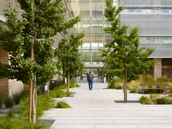 Smith cardiovascular research building on behance for Study landscape design