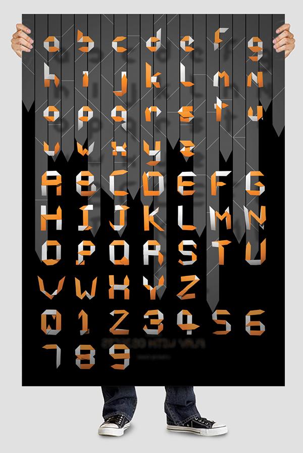 graphic deisgn font handmade handmade font font design Experimental Typography typo