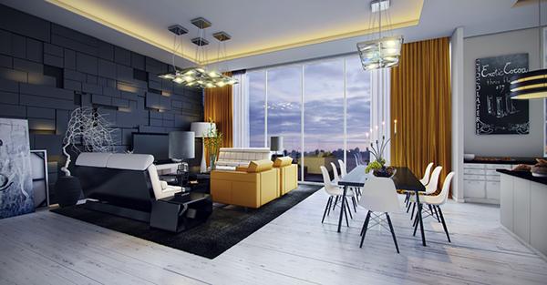 Lamborghini Hotel Room On Pantone Canvas Gallery