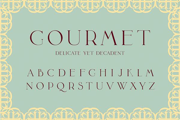 cupcake edible Typeface gourmet Food