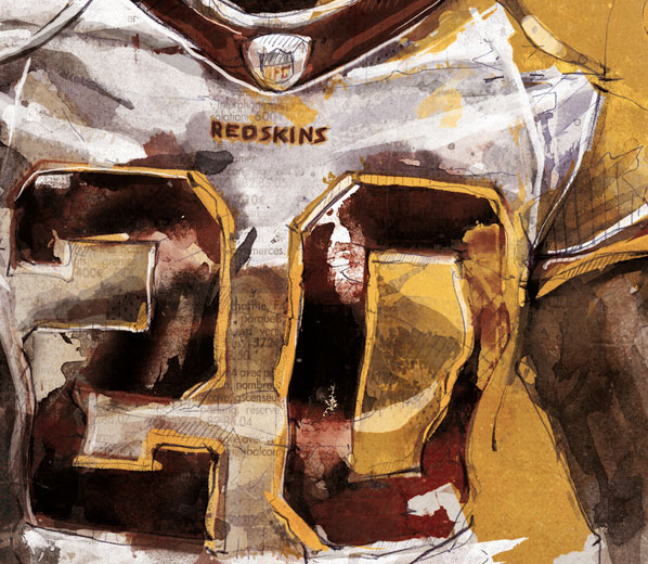REDSKINS by Florian NICOLLE